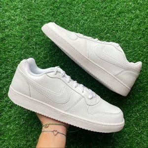 Nike Ebernon Low White/White